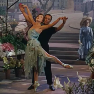 Happy 88th Birthday to Leslie Caron. Ah yes, we remember it well!