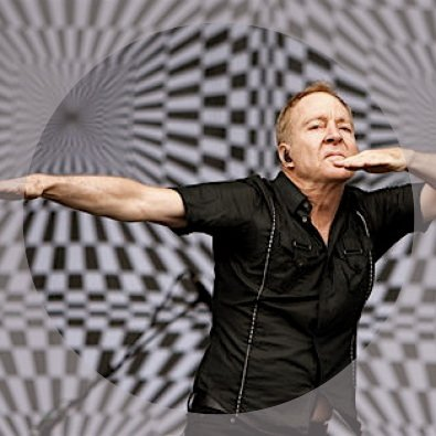 Happy Birthday to Fred Schneider of The B-52s!  The singer turns 68 today.