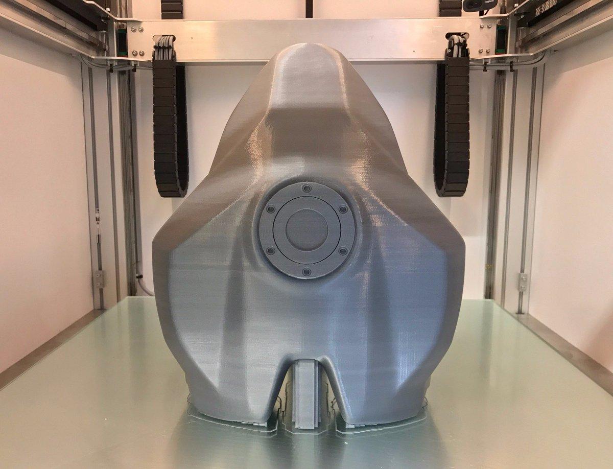 Builder 3D Printers - Large Scale 3D Printers - @builder3Dprint