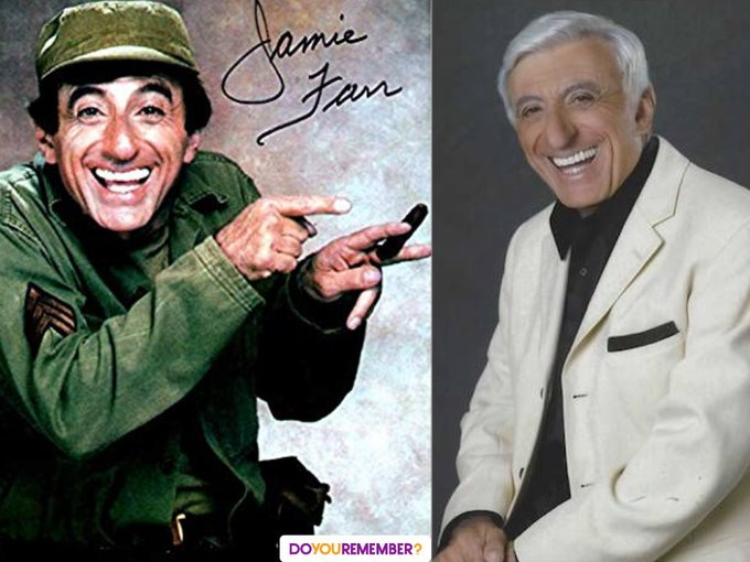 Happy 85th birthday to Jamie Farr!!