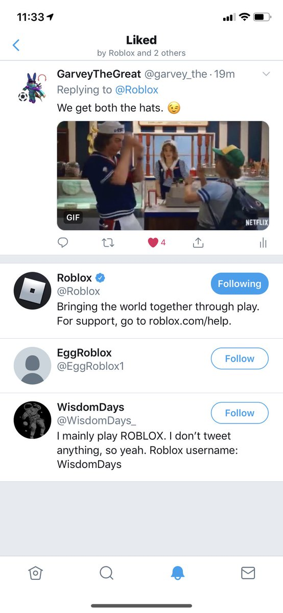 Roblox On Twitter Need A Break From Puzzle Solving Redeem - scoops ahoy hat roblox code