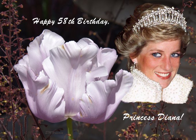 Happy 58th Birthday Anniversary to Princess Diana, The People\s Princess!
