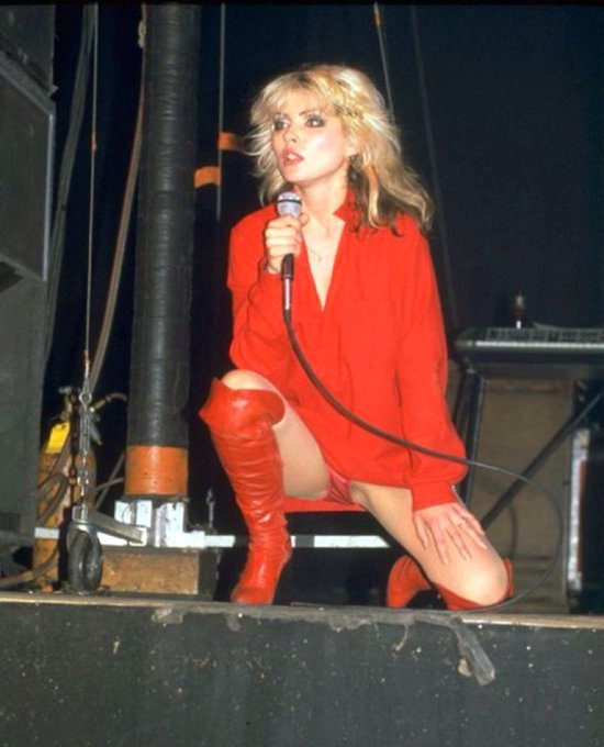 Debbie Harry is 74 today, Happy Birthday Debbie I\ll keep dreaming