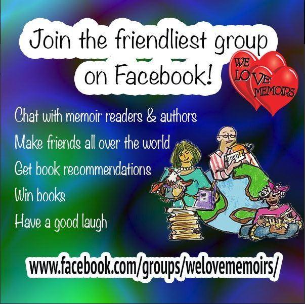 #Memoir lovers! Come join our fabulous, fantastically fun #Facebook group! #WeLoveMemoirs https://t.co/zDgUuLsiOu https://t.co/UfuKfrfWpO