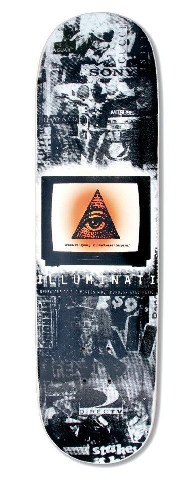 @carbonite1994 Kyrie leaking that Zoo is bringing back Illuminati
