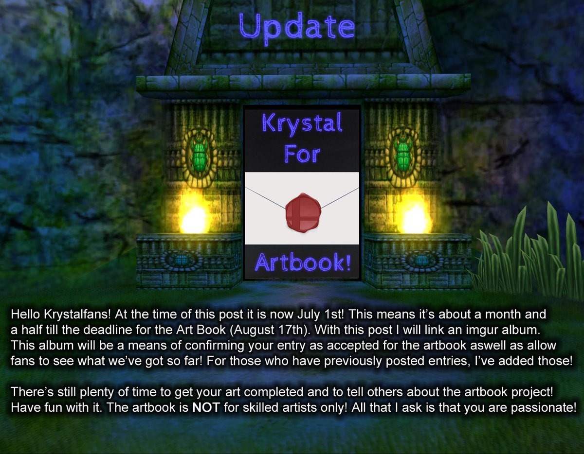 Krystal Joins the Fight! (@VixenVotaries)   Twitter