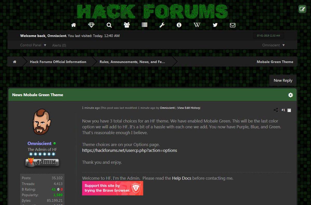 Hackforums dox