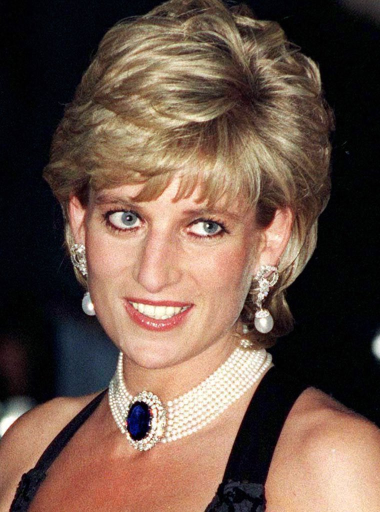 Happy Birthday Princess Diana .You will always be Missed.
