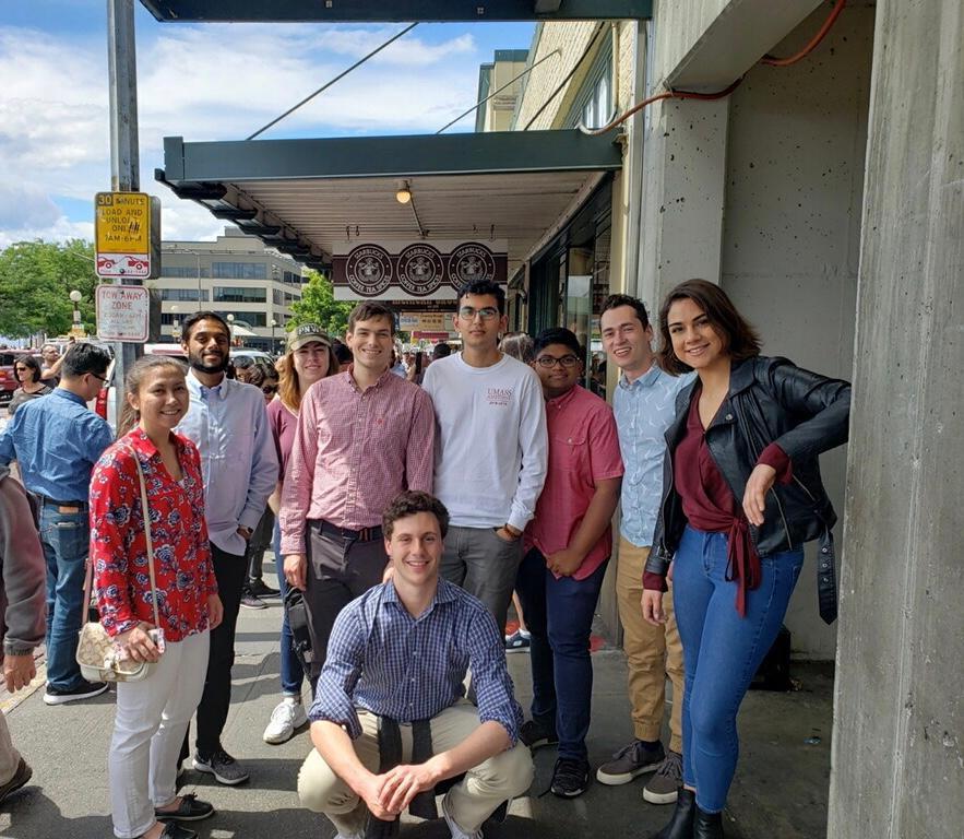 F5 Seattle bootcamp internship