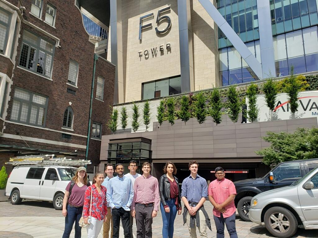 F5 internship Seattle
