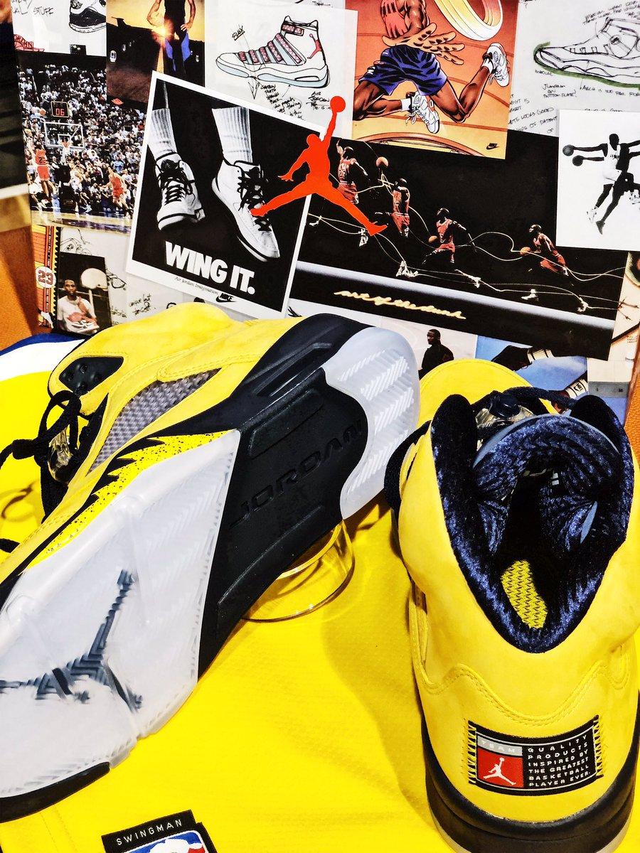 Air Jordan 5 release Saturday, July 6th @NBASTORE NYC!