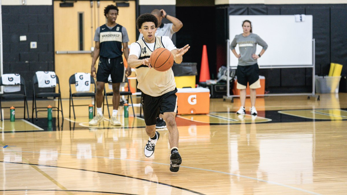 """""""Scotty's natural leadership qualities along with his ability to make others better will help us bring Memorial Magic back to campus, and I'm looking forward to seeing him wear the black and gold.""""  #AnchorDown"""