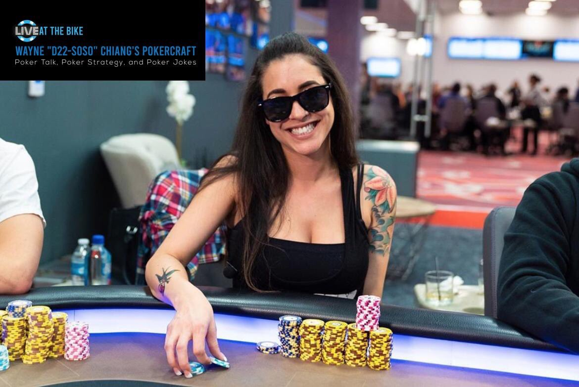 Live At The Bike Poker Stream On Twitter Tune In For Pokercraft Tonight At 6pm Pt W D22 Soso And Guest Bri Watch At Https T Co 6dexlooxfu
