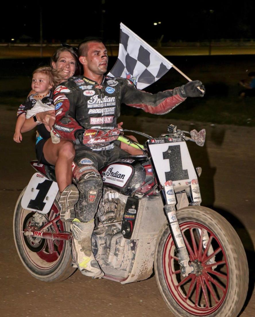 Big shout out to @jaredmeesracing for his win at @limahalfmile this weekend! He put up quite a fight and came out on top🥇🏆Congratulations Jared! #indianmotorcycle #limahalfmile #jaredmeesracing #nationalcycle #cyclegear #dragspecialties #intake #intakebreathing #nosebreathers https://t.co/EmZqj8jYF7