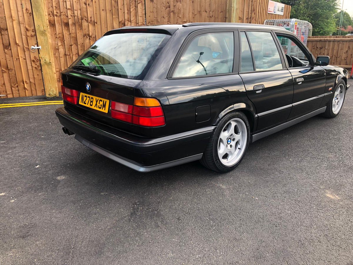 Chris Harris On Twitter Here We Go Homemade E34 M5 Touring Rhd Nice Shell 3 6 Donk From An Early Saloon Which Has Been Refreshed Not Mint But A Fun Wagon For Kids