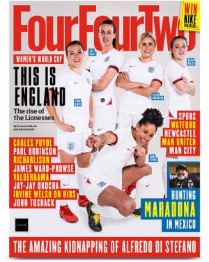 7.6 million people watched the #Lionesses beat Norway last week.   This month we have our first ever all-women cover – which features five of Thursday night's starting XI.   If you want to get to get know them, pick it up here: https://t.co/5T5fPyTDD9 #Lionesses #WWC19 https://t.co/ysPuXwEpCQ