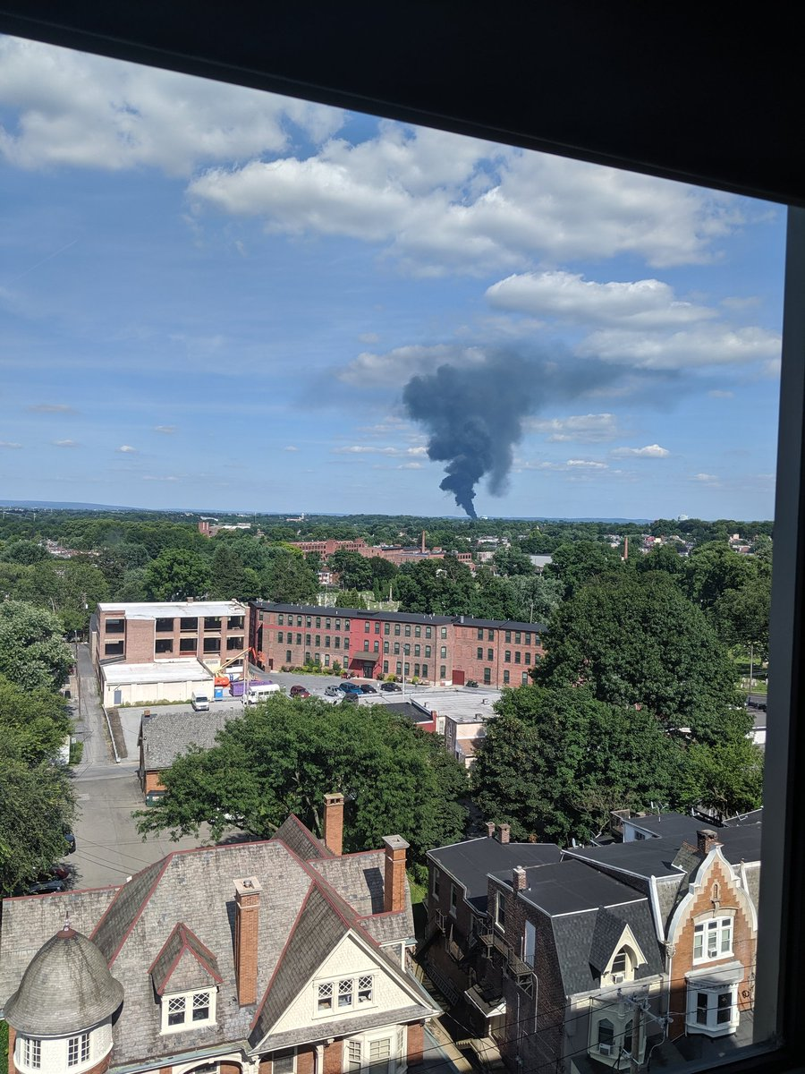 @LancasterOnline any idea what's on fire?