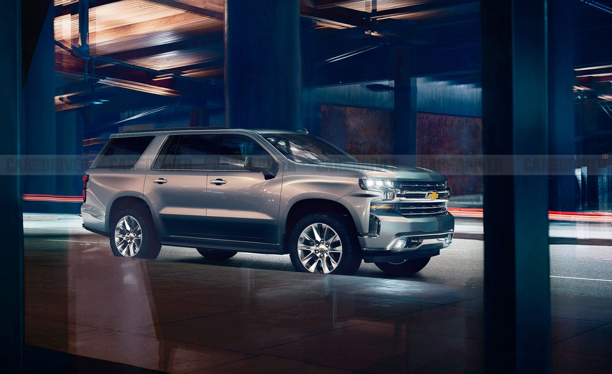2021 Chevrolet Tahoe And Suburban Could Be Next-gen Models >> Car And Driver On Twitter The Next Gen Chevrolet Tahoe Suv Due