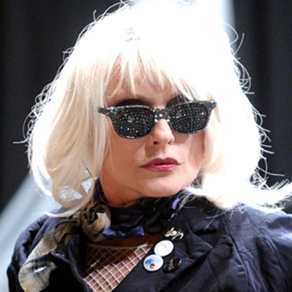 Musa del planeta rock.Happy birthday Deborah Harry