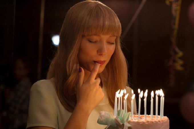 Happy birthday to recurring Bond girl Léa Seydoux, who turns 34 today. Maybe she can celebrate with some Léa cake?