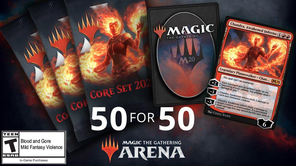 Magic The Gathering: Arena Dev Tracker | devtrackers gg