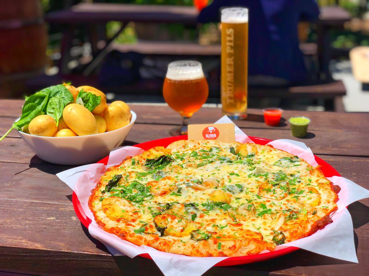 Sliver Pizzeria On Twitter Come Try Our Roasted Yukon Golden Potato Pizza At Sliver Oakland S Beer Garden Don T Forget To Visit Our Website Link In Our Bio For Information On All 3 Cooked up by alex kern & neeraj baid while eating sliver @ uc berkeley · faq · fork us. twitter