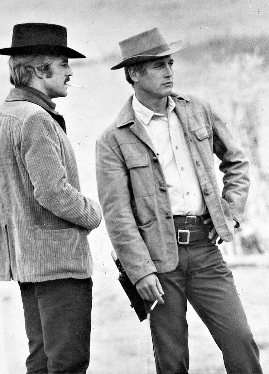 RT @vvgcabras: Paul Newman and Robert Redford.  @giusyoni https://t.co/i2CjXbmCMR