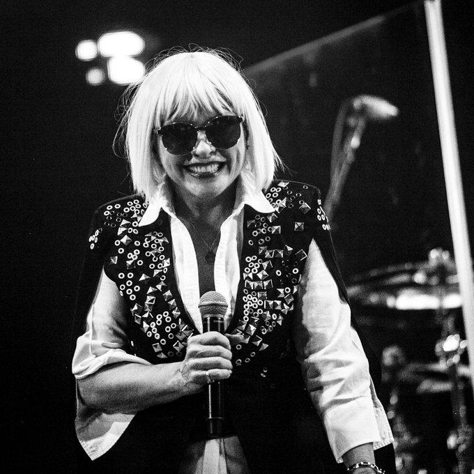 Happy birthday Debbie Harry