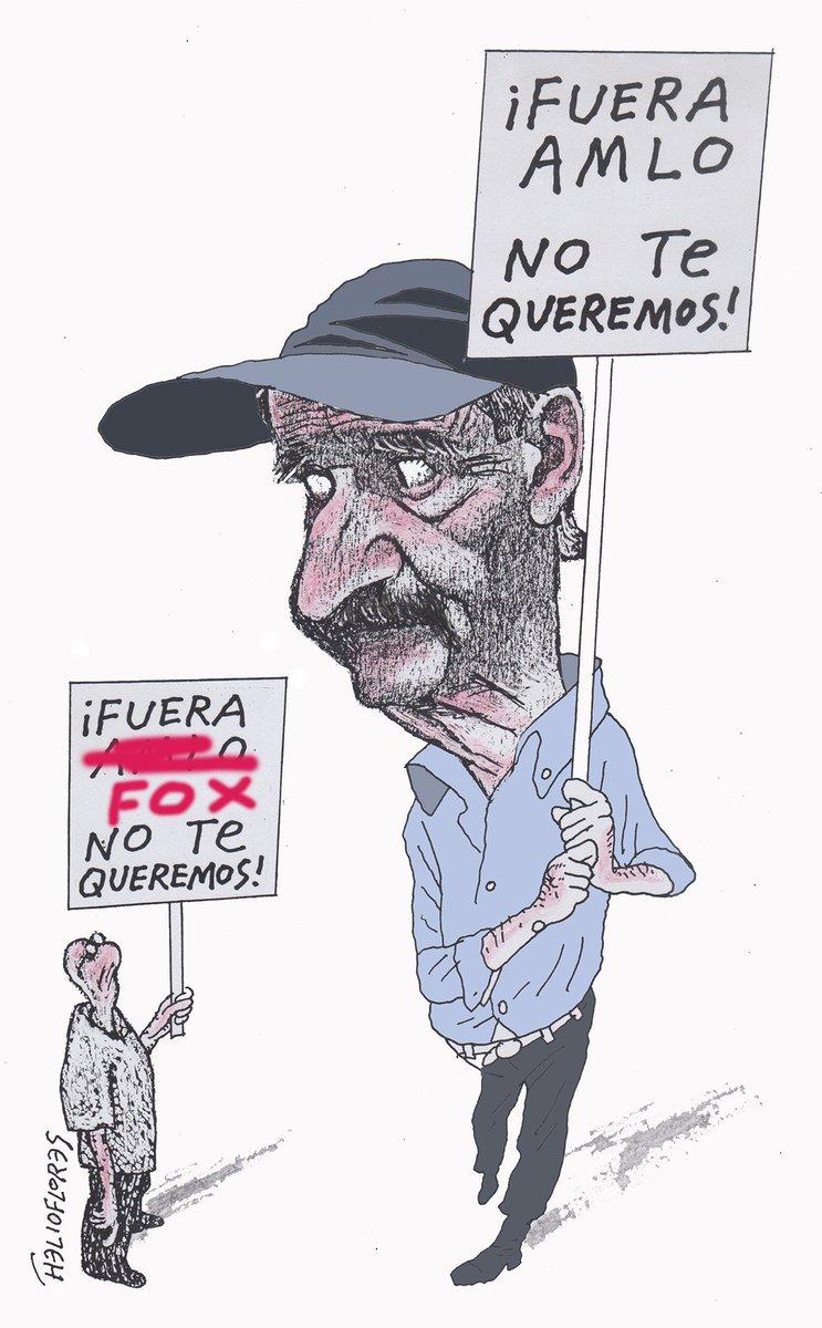 @AlejandroMtzMed @VicenteFoxQue Jajajaja Foxiloco da lástima el muy patético. https://t.co/aImEMyWMZg