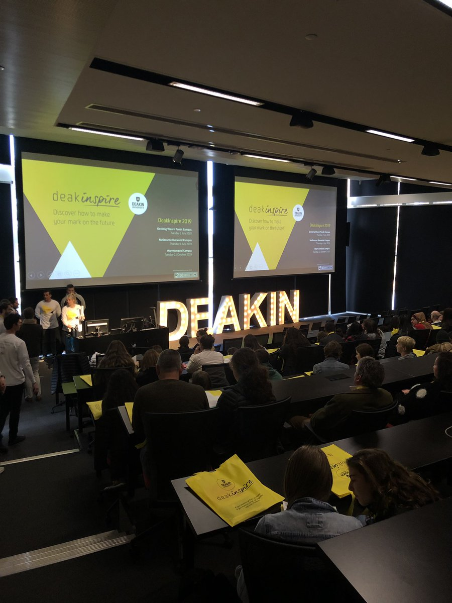 Deakin University on Twitter: