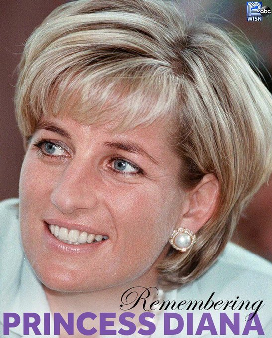happy birthday to Princess Diana I miss you so much.