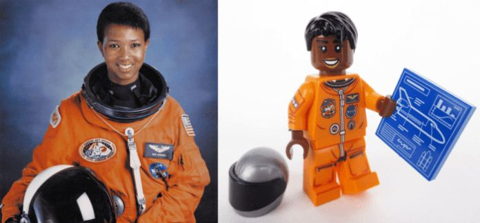 Mae Jemison, The First Black Woman In Space, To Get, Her Own Lego Figurine! buff.ly/2LkcBh0