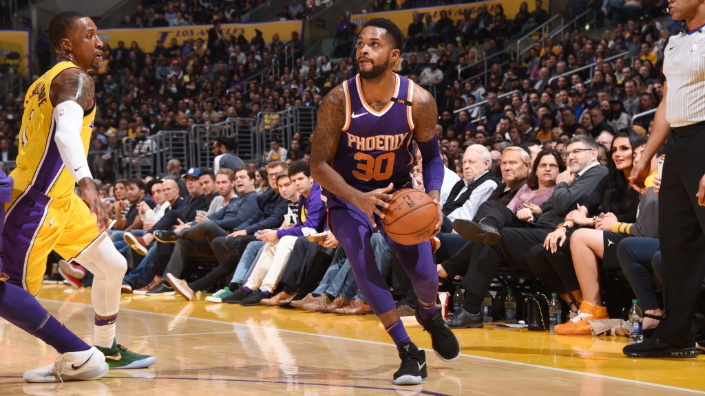Troy Daniels podpisze kontrakt z Lakers