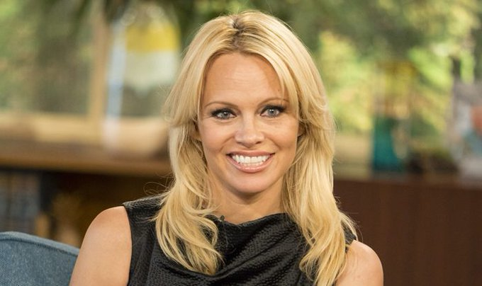 Happy 52nd birthday to Pamela Anderson