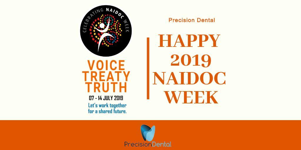 Happy 2019 National NAIDOC Week!  #NAIDOC2019 #HappyNAIDOCWeek #Voice #Treaty  #Truth #DentistFortitudeValley #BrisbaneDentist pic.twitter.com/RdOrVCAMrl