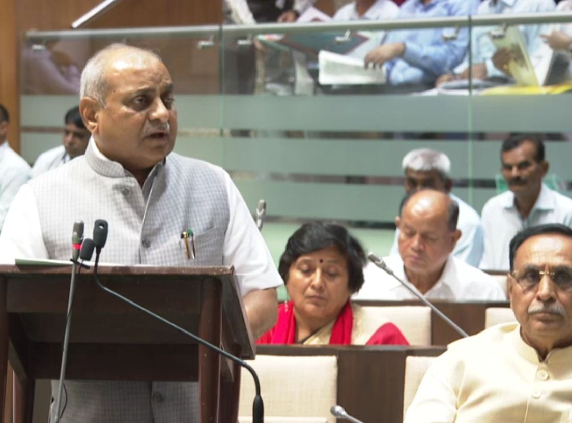 Gujarat Budget: Centre gave Rs. 1131 crore for PM-Kisan assistance to 18 lakh farmers in Gujarat