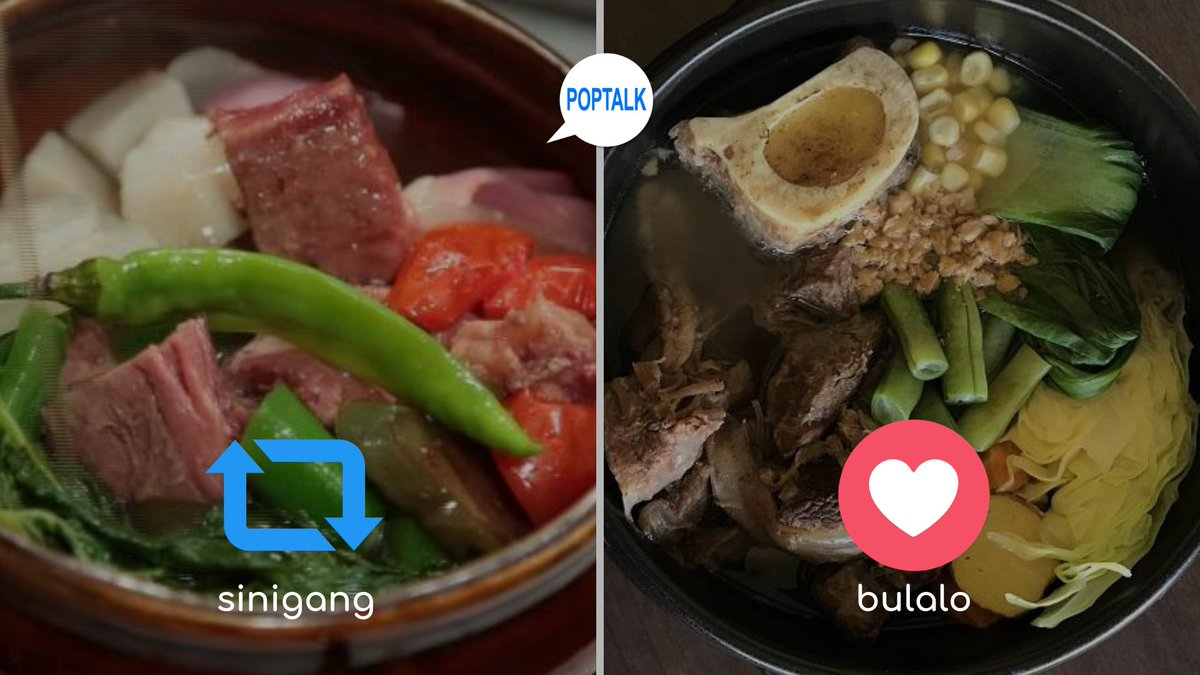 Alin sa mga ito ang mas pop para sa tag-ulan? 😋 #PopTalk