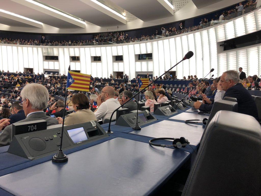 independance de la Catalogne parlement europèen