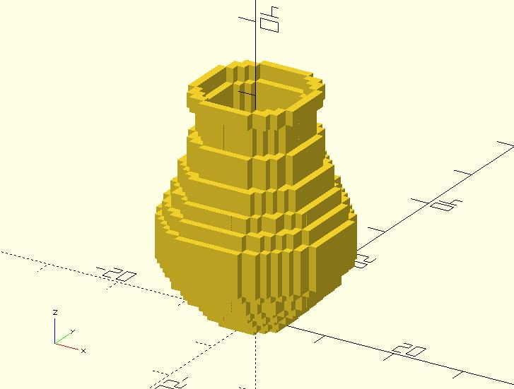 OpenSCAD tagged Tweets, Videos and Images | Twitock