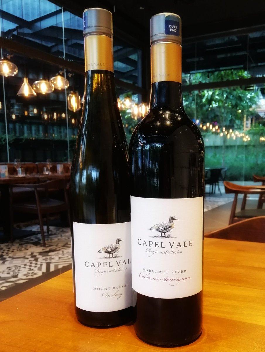 Love Wine Love Capel Vale At Buena Brasa.🍷🥘 #buenabrasabar #tapasbar #tapaswine #capelvale #regionalseries #2015 #2016 #australia #cabernetsauvignon #mountbarker #red #white #uoa #thesphere #bangsarsouthcity #riesling #margaretriver – at Buena Brasa Gastro Pub
