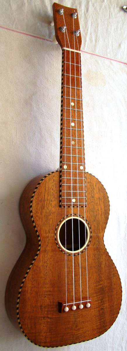 anthony Tony Francis tenor Ukulele