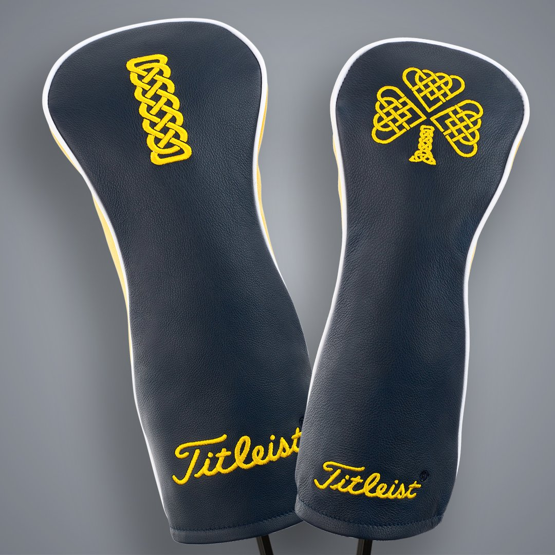 It's Major season and we're giving you the chance to win a set of Limited Edition Leather Headcovers (SRP £180).   Just RETWEET & FOLLOW @titleisteurope to be in with a chance of winning. Best of luck.  #1ballingolf #TeamTitleist