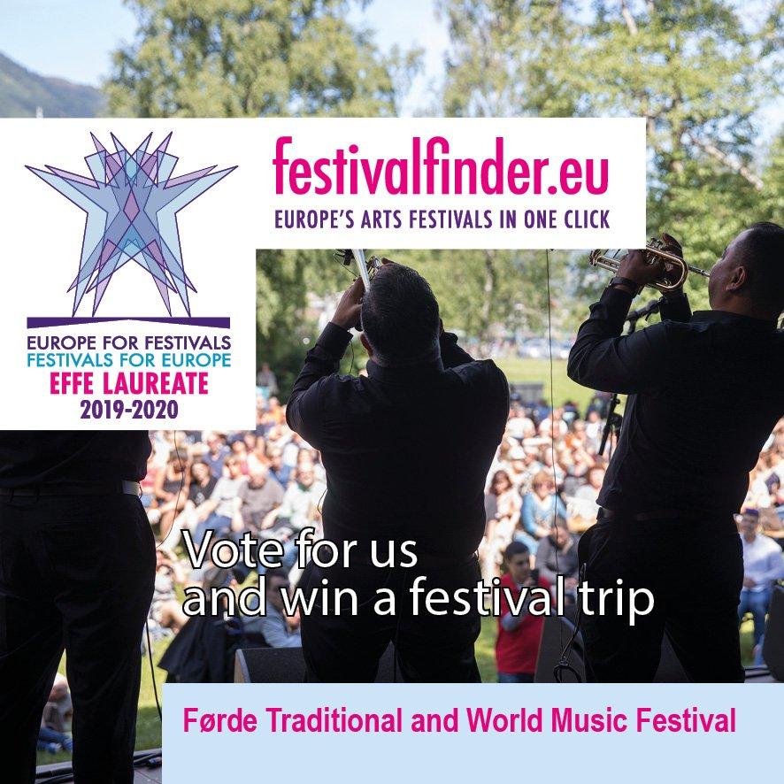 Music festivals 2020 europe