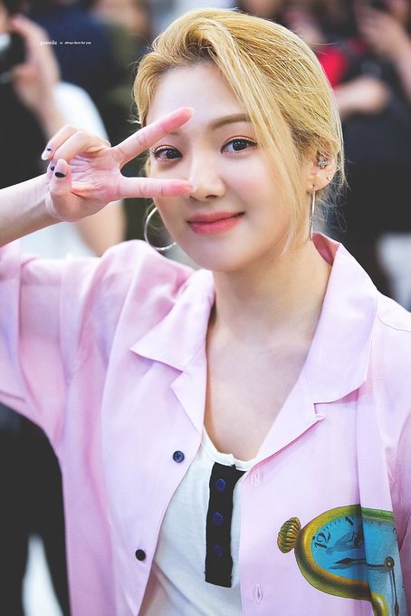 [PHOTO] 190630 Hyoyeon - Airport D-e3F4pUwAANzWL?format=jpg&name=small