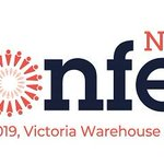 Image for the Tweet beginning: We're at Confex North tomorrow