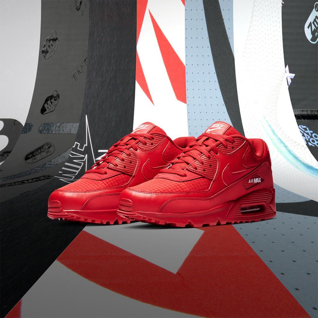 Nike Air Max 90 #BecauseSneakers