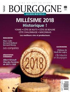 De très belles notes pour nos vins dans Bourgogne Aujourd'hui:  Gevrey-Chambertin 1er Cru Les Cazetiers : 19/20 Monthélie 1er Cru Les champs Fulliot : 18.5/20 Bienvenues-Bâtard-Montrachet Grand Cru : 18/20pic.twitter.com/1t41nvKODF