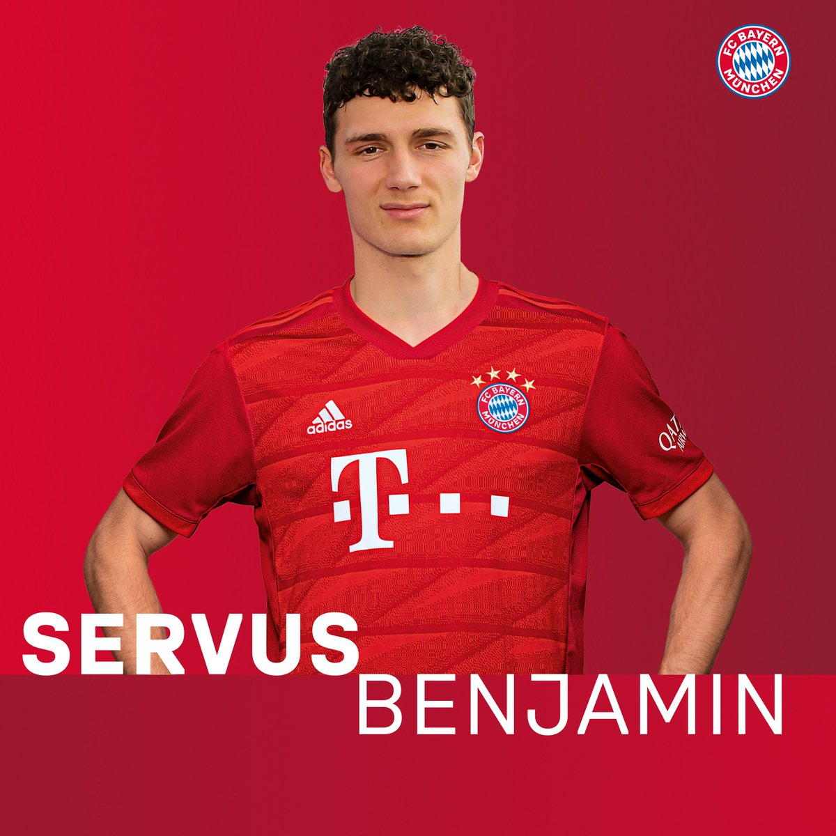 Bayern Benjamin Pavard