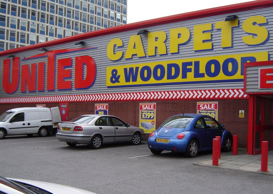 United Carpets And Beds Rotherham Opening Times Carpet