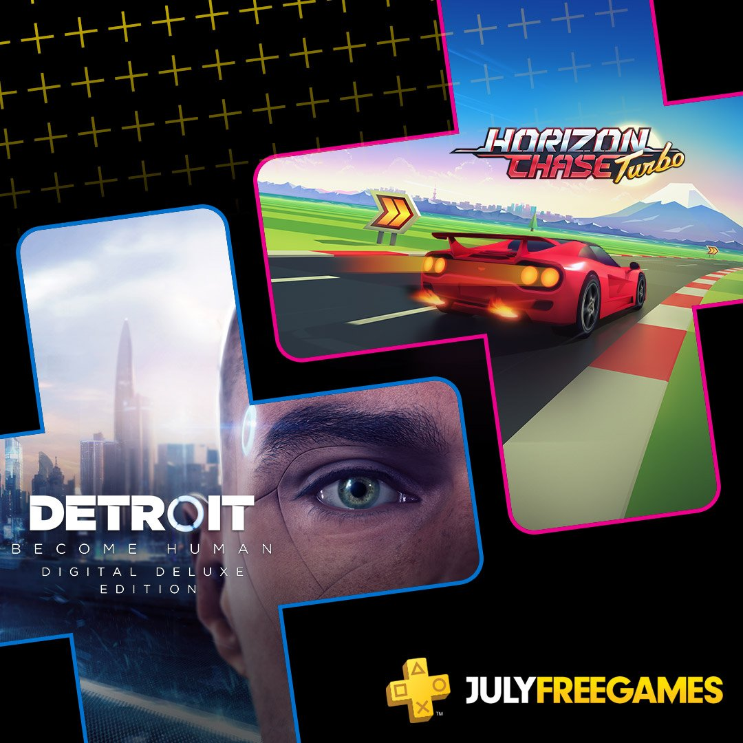 PS Plus July - Free PS4 Games Announced   CDKeys com